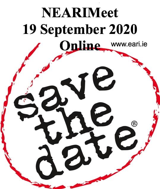 NEARIMeet 19 September 2020 Save the date